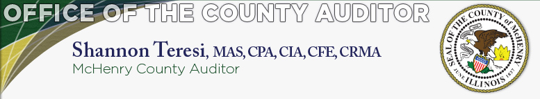 Office of the County Auditor