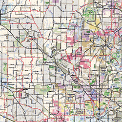 McHenry County IL  Maps