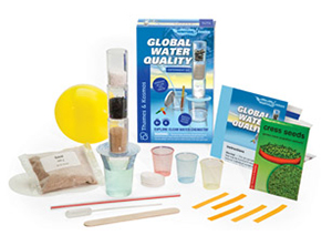 Global Water Quality Experiment Kit