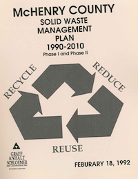 Solid Waste Plan 1990-2010