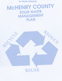 Solid Waste Plan 15-year