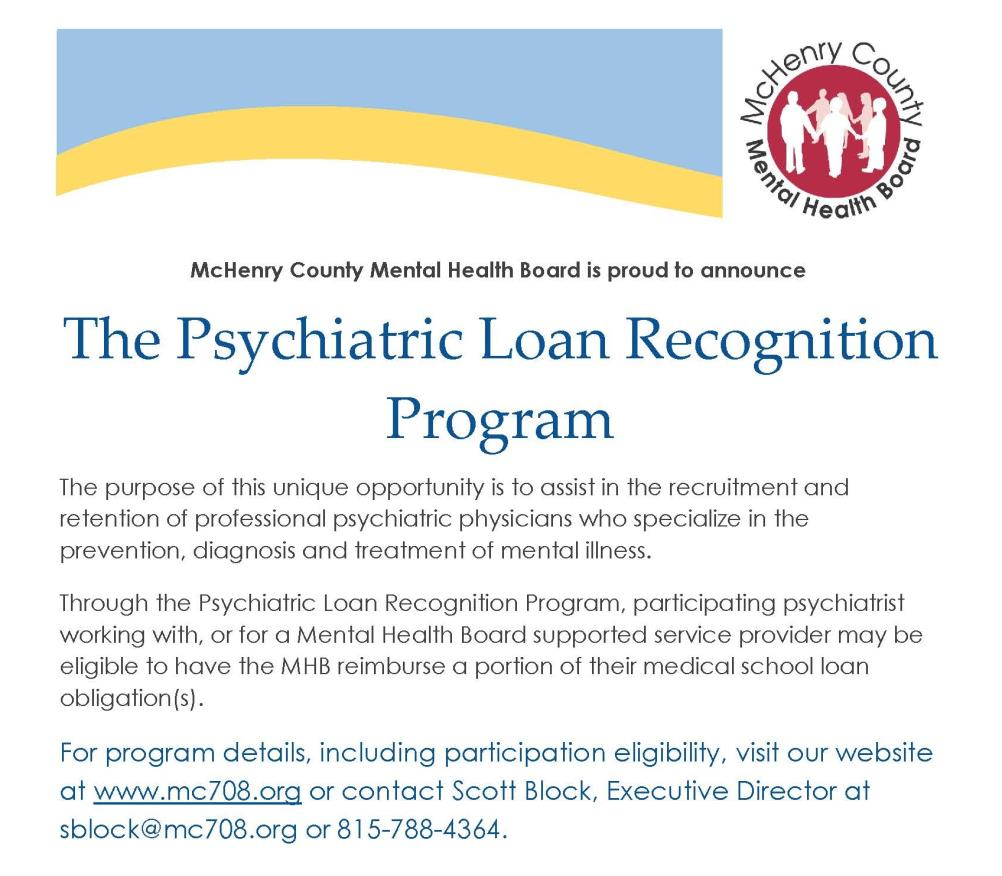 Psych Recon Loan Prg Flyer 2017-01-25