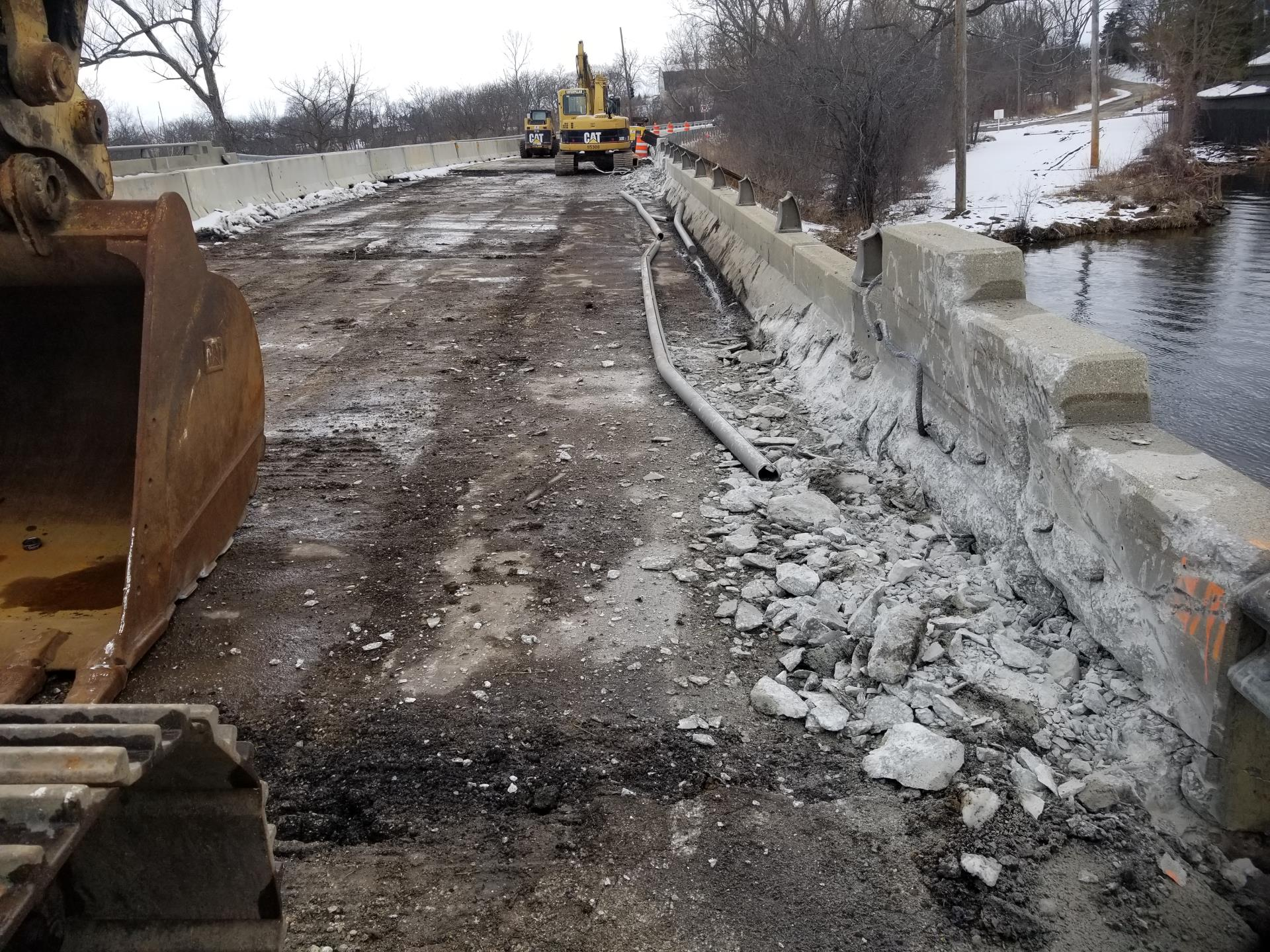 Bay Road Bridge Pictures | McHenry County, IL