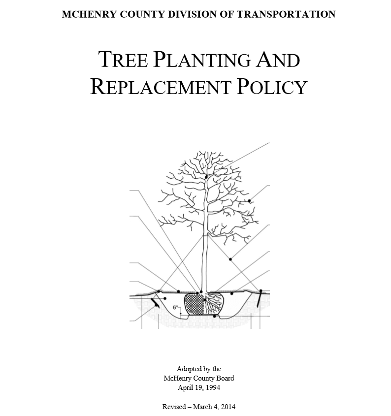 Tree Replacement Policy