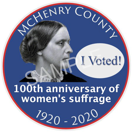 Sample 2020 Primary decal