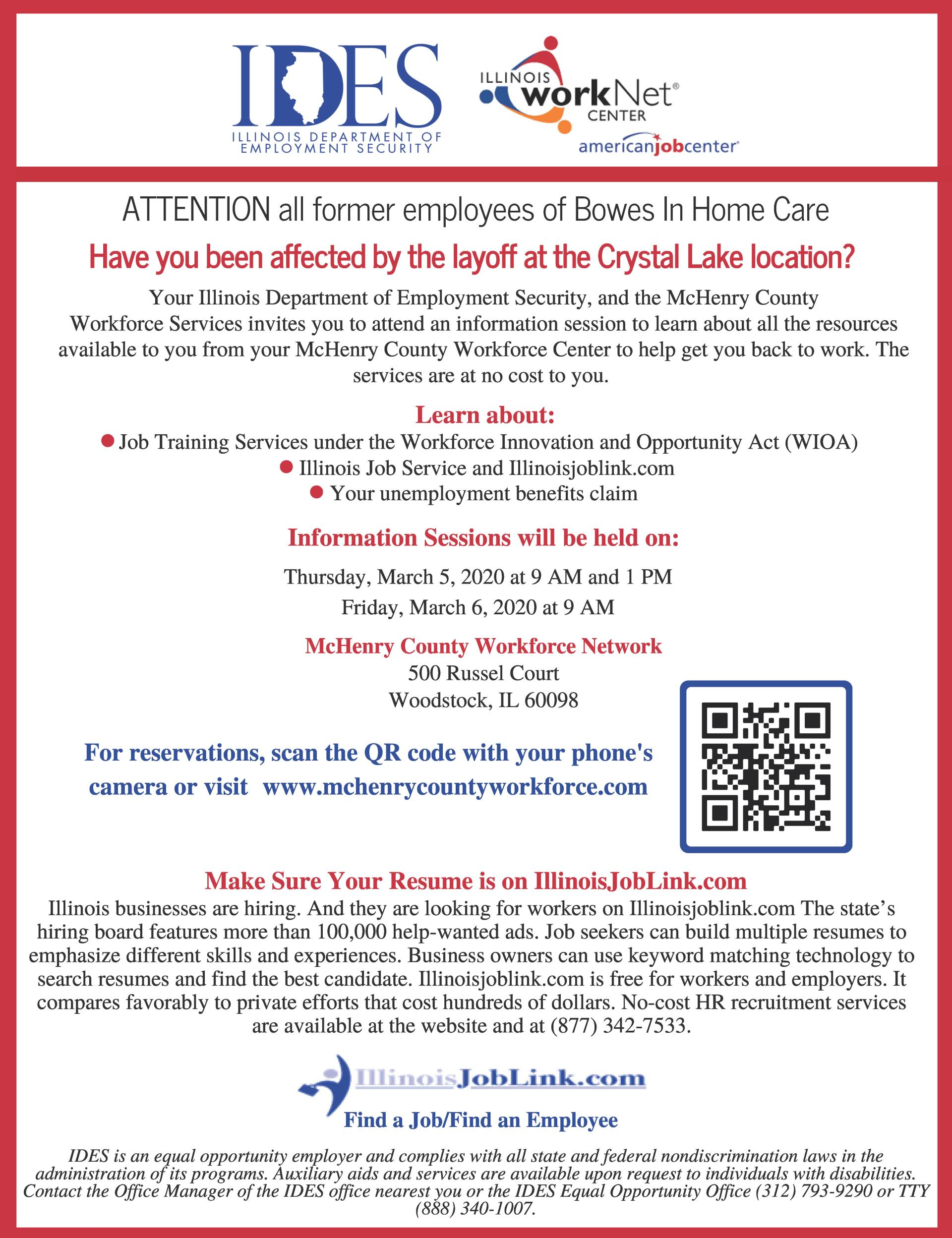 Bowes In Home Care Event