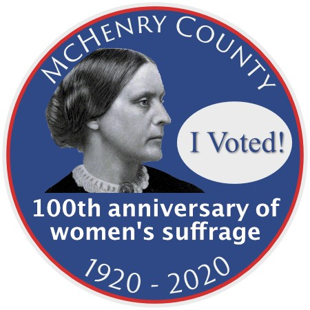 2020 primary sticker