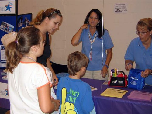 Outreach and Education: Kids Fair