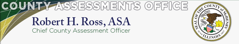 County Assessments Office - Robert H. Ross, Chief Assessment Officer