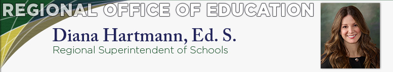 Regional Office of Education - Leslie Schermerhorn, Regional Superintendent of Schools