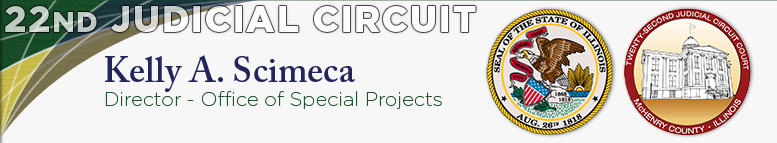 22nd Judicial Circuit - Jason G. Sterwerf, Director of Special Projects