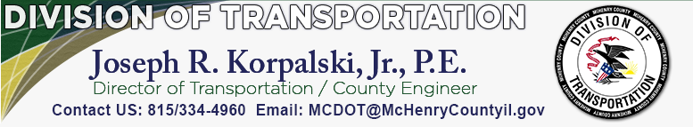 Division of Transportation - Joseph R. Korpalski, Director of Transportation