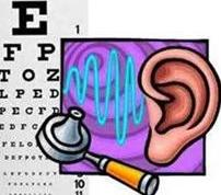 vision hearing icon